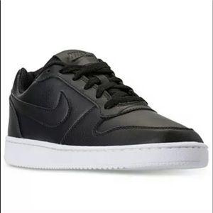 👟NIKE👟 Ebernon Black Sneaker